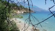 Кефалония фото. Пляж Пессада.  Греция отдых.