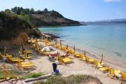Пляж Paliostafida , Кефалония , Греция