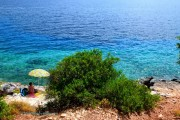 Secluded Cephalonia beaches