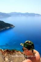 Пляж Миртос , Кефалония , Греция