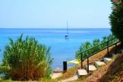 Kunopetra paplūdimys , Paliki , Kefalonija , Graikija