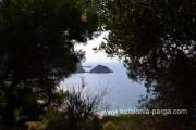 Кефалония (Кефалиния), пляж Петани