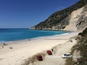 Mirtos beach, Kefalonia island, Greece