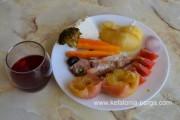 Экологически чистый ужин