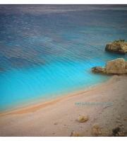 Пляж Fteri , Кефалония, Греция