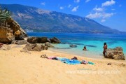 Pessada beach , Kefalonia , Greece