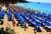 Makris Gialos & Platis Gialos beaches on Cephalonia