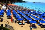 Пляжи Makris Gialos и Platis Gialos, Кефалония