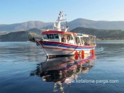 Boat trips Kefalonia: fishing. Greece vacations