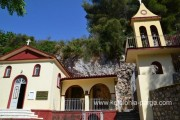 Church and Cave of St. Gerasimos (Lassi)