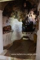 Церковь и пещера св.Герасима (Ласси)