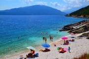 Amazing beaches near Agia Efimia, Cephalonia