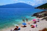 Изумительные пляжи возле Агии Ефимии, Кефалония