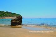 Ai Helis paplūdimys, Kefalonija