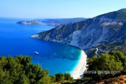 Mirtos beach, Kefalonia, Greece