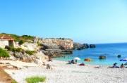 Пляж Lagadakia , Кефалония , Греция