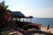 Cephalonia (Kefalonia), Petani beach