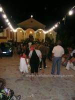 Праздник Успения в Маркопуло