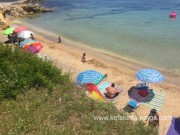 Kefalonia hotels: 2 bedroom apartments in private house near Lassi. Greece vacations. Kefalonia apartments. Spartia beach