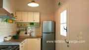 Kefalonia hotels, Spartia: 2 bedroom apartments, studios in an orchard in Spartia. Greece vacations.