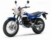 Motorbike YamahaTW200