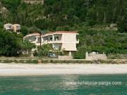 Отели Кефалонии, Лоурдата: апартаменты, студии у моря, пляж Лоурдас. Греция отдых.