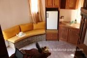 Виллы Кефалония: вилла с 1 спальнями, общим бассейном