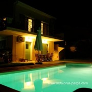 Kefalonia hotels: 3 bedrooms villa with swimming pool near Agios Thomas beach, Karavados
