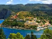Морской крутз на яхте по Ионическому морю. Отели Кефалонии. Ассос. Греция отдых.