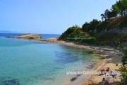 Отели Кефалонии: Спартья, апартаменты, студии у моря, бассейн. Пляж Спартья