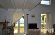 Kefalonia hotels: 4 bedroom villa above the beach, stunning sea view, Pessada. Kefalonia villas. Greek vacations.