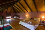 Виллы Кефалония: вилла с 3 спальнями у пляжа Кси с бассейном