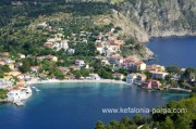 Kefalonia hotels: Assos beach apartments