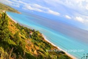 Kefalonia hotels: Lourdata studios, beach apartments. Lourdas beach.