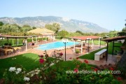 Kefalonia hotels, Spartia: 3 bedroom villa with shared swimming pool. Kefalonia villas. Greece vacations.