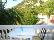 Kefalonia hotels: beach apartments with swimming pool in Lourdata.Lourdas beach.Greece vacations.