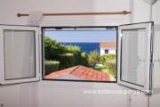 Кефалония виллы, Макрис Гиялос: Ласси вилла у моря, 2 спальни. Греция отдых с детьми