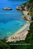 Вилла с 2 спальнями у моря в Спартье, остров Кефалония, Греция