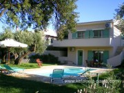 Kefalonia hotels: 3 bedrooms villa with swimming pool in Karavados