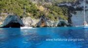 Круиз на яхте по Ионическому морю: Корфу, Паксос, Антипаксос, Сивота, Парга. Греция отдых.