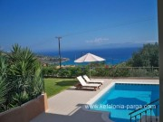 Villa in Lourdata, 2 bedrooms, private swimming pool