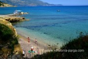 Kefalonia hotels: Spartia, apartments, studios by the beach with swimming pool
