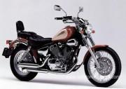 Motorbike YamahaXV Virago 250S