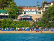 Kefalonia hotels: studios, apartments Lassi by Makris Gialos beach. Greece vacations