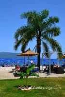 Keafalonia beaches: Antisamis beach, 7 km from the villa