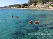 Kefalonia sea cruises: fishing. Greece vacations