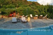 Kefalonia hotels, Spartia: 3 bedroom villa with swimming pool in Spartia. Kefalonia villas. Greece vacations.