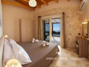 Villa in Trapezaki, 2 bedrooms, private swimming pool