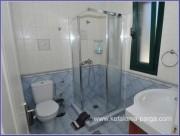 Отели Кефалонии, Сами: вилла 2 спальнями, бассейном у моря. Кефалония виллы