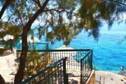 Kefalonia hotels: Skala, 2 bedroom apartments, swimming pool, sea view